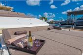 105 ft. Azimut 105 Motor Yacht Boat Rental Miami Image 9