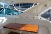52 ft. Uniesse Motor Yacht Motor Yacht Boat Rental Cancún Image 3