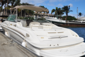 28 ft. Sea Ray Open Bow Bow Rider Boat Rental West Palm Beach  Image 15