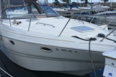 33 ft. Larson Cabrio 300 Mid  Cabin Cruiser Boat Rental Chicago Image 1