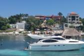 30 ft. Azimut 46 Motor Yacht Boat Rental Cancun Image 4