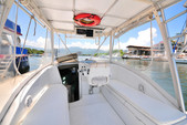 25 ft. Luhrs 250 Open Offshore Sport Fishing Boat Rental Nuevo Vallarta Image 1