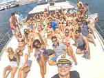80 ft. Palmer Johnson Custom Sloop Cruiser Boat Rental Miami Image 7
