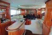 100 ft. Azimut 100 Motor Yacht Boat Rental Cancún Image 3