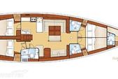 54 ft. Beneteau Oceanis 54 Sloop Boat Rental New York Image 1