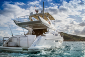 58 ft. Azimut 55 Evolution Boat Rental Cabo San Lucas Image 2