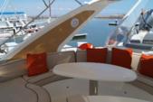58 ft. Azimut 55 Evolution Boat Rental Cabo San Lucas Image 3