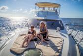 58 ft. Azimut 55 Evolution Boat Rental Cabo San Lucas Image 8