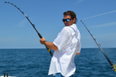 35 ft. Pursuit 33' 70 Offshore Sport Fishing Boat Rental West Palm Beach  Image 18