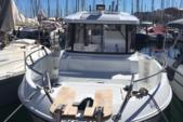 21 ft. Beneteau Barracuda 7 Offshore Sport Fishing Boat Rental Barcelona Image 2