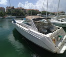 50 ft. Searay SUNDANCER Motor Yacht Boat Rental Puerto Aventuras Image 5