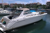 50 ft. Searay SUNDANCER Motor Yacht Boat Rental Puerto Aventuras Image 10