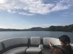 24 ft. Misty Harbor Skye Series Pontoon Boat Rental Austin Image 1