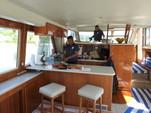 60 ft. Navigator Classic Motor Yacht Boat Rental Puerto Vallarta Image 2
