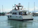 60 ft. Navigator Classic Motor Yacht Boat Rental Puerto Vallarta Image 5