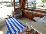 60 ft. Navigator Classic Motor Yacht Boat Rental Puerto Vallarta Image 6
