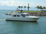 60 ft. Navigator Classic Motor Yacht Boat Rental Puerto Vallarta Image 13