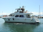 60 ft. Navigator Classic Motor Yacht Boat Rental Puerto Vallarta Image 16