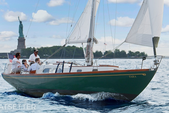 35 ft. Hinckley 35 Sloop Boat Rental New York Image 1