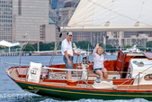 35 ft. Hinckley 35 Sloop Boat Rental New York Image 2