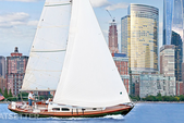 35 ft. Hinckley 35 Sloop Boat Rental New York Image 3