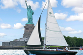 35 ft. Hinckley 35 Sloop Boat Rental New York Image 4