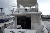 54 ft. Sea Ray Sedan Bridge Motor Yacht Boat Rental Miami Image 3