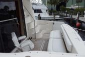 54 ft. Sea Ray Sedan Bridge Motor Yacht Boat Rental Miami Image 5