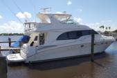 54 ft. Sea Ray Sedan Bridge Motor Yacht Boat Rental Miami Image 1