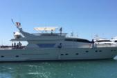 80 ft. Ferretti FERRETTI 80 Boat Rental La Paz Image 1
