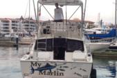 31 ft. Bertram 31 Offshore Sport Fishing Boat Rental Puerto Vallarta Image 2