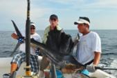 31 ft. Bertram 31 Offshore Sport Fishing Boat Rental Puerto Vallarta Image 3