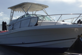 30 ft. Robalo 305 Walkaround Boat Rental Miami Image 2