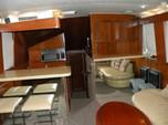 44 ft. Hatteras 48 Convertible Motor Yacht Boat Rental La Romana Image 6
