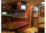 40 ft. Four Winns 378 Vista Cuddy Cabin Boat Rental Chicago Image 2