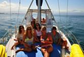 45 ft. Hunter 450 Passage Sloop Boat Rental Cruz de Huanacaxtle Image 2