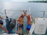 45 ft. Hunter 450 Passage Sloop Boat Rental Cruz de Huanacaxtle Image 8