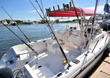 23 ft. Boston Whaler 235 Conquest Offshore Sport Fishing Boat Rental Nuevo Vallarta Image 2