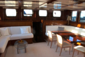 95 ft. Aegean Yacht Builders Ketch Sloop Boat Rental Bonifacio Image 6