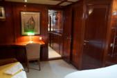95 ft. Aegean Yacht Builders Ketch Sloop Boat Rental Bonifacio Image 8