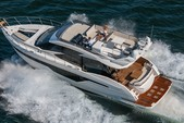 50 ft. Galeon 500 Fly Motor Yacht Boat Rental Miami Image 5