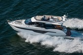 50 ft. Galeon 500 Fly Motor Yacht Boat Rental Miami Image 10