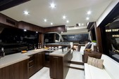 50 ft. Galeon 500 Fly Motor Yacht Boat Rental Miami Image 11
