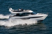 50 ft. Galeon 500 Fly Motor Yacht Boat Rental Miami Image 13