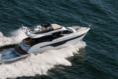 50 ft. Galeon 500 Fly Motor Yacht Boat Rental Miami Image 16