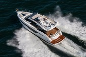 50 ft. Galeon 500 Fly Motor Yacht Boat Rental Miami Image 19