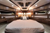 50 ft. Galeon 500 Fly Motor Yacht Boat Rental Miami Image 20