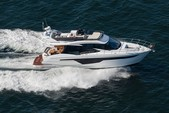 50 ft. Galeon 500 Fly Motor Yacht Boat Rental Miami Image 22