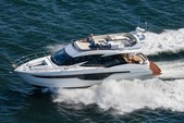 50 ft. Galeon 500 Fly Motor Yacht Boat Rental Miami Image 24