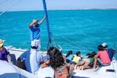 46 ft. Catamaran Cruisers Aqua Cruiser Catamaran Boat Rental Cancún Image 8